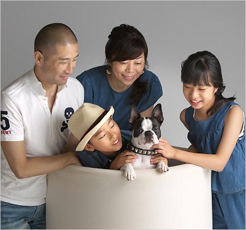 家族写真・大家族写真