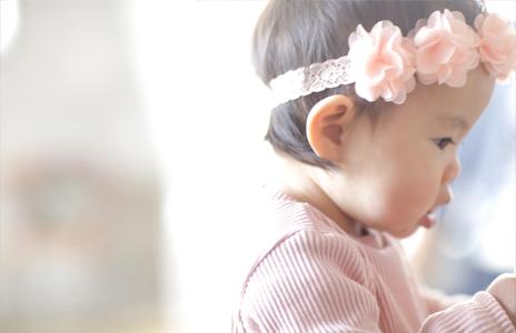 バースデイ 1歳 女の子