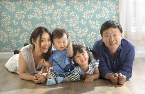 家族写真、大家族写真メニュー更新しました♪