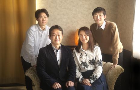 お客様の声 〜家族写真〜